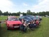German cars were welcome too.