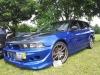 Blue Mitsubishi Legnum VR4