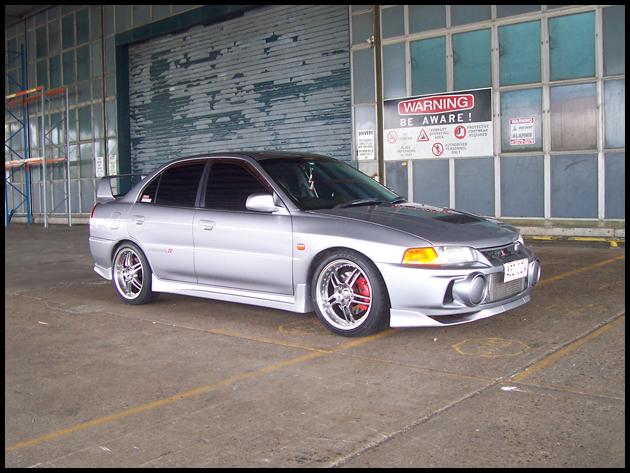 Jason andrews evo iv evillusion for Mitsubishi motors near me