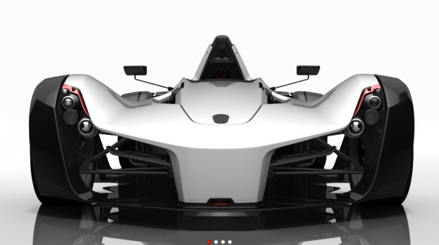 BAC Mono - Ready to rip your face off.