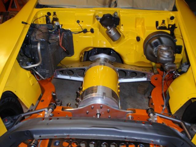 Convert Car To Electric: Epic EV Conversion Time: Keith's Corvette