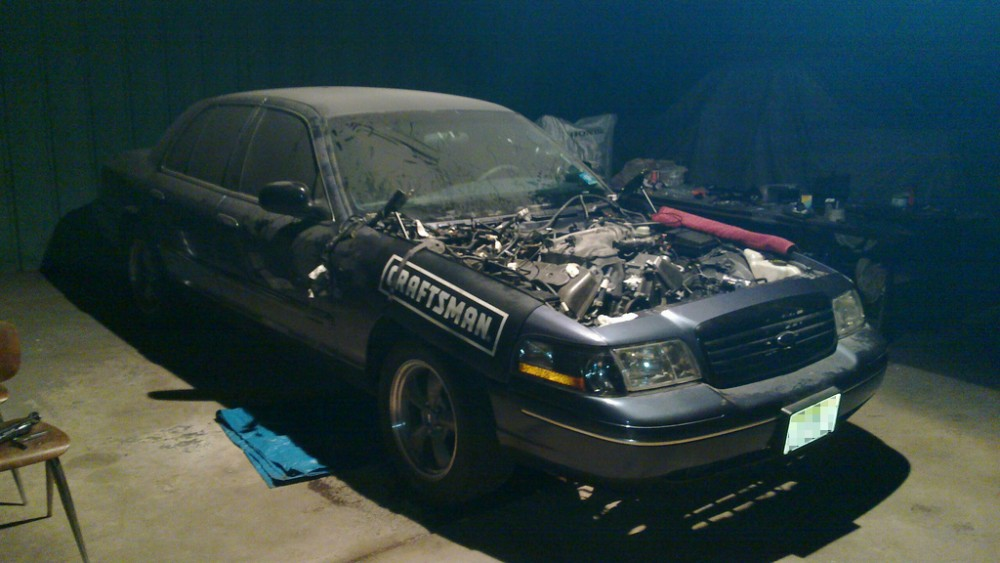 Sex Panther Cobra Powered Crown Vic