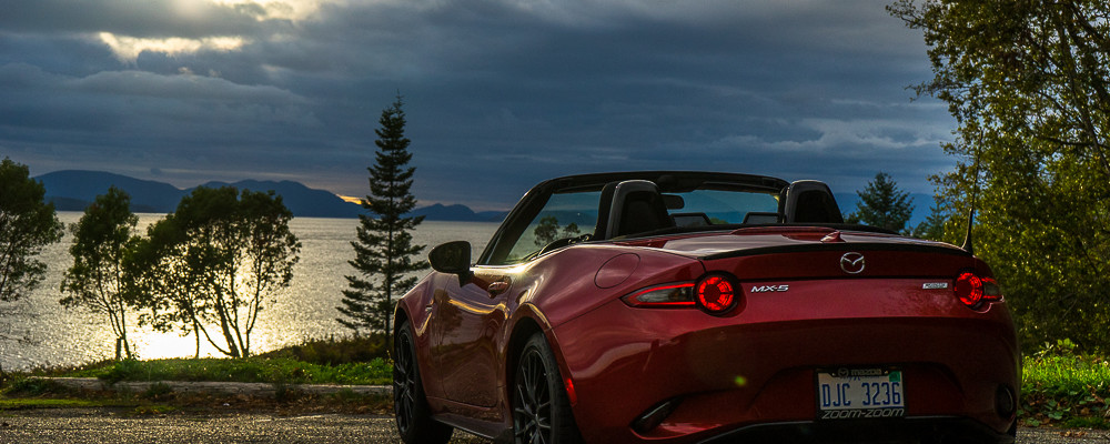 Living the life with the all-new 2016 Mazda MX-5