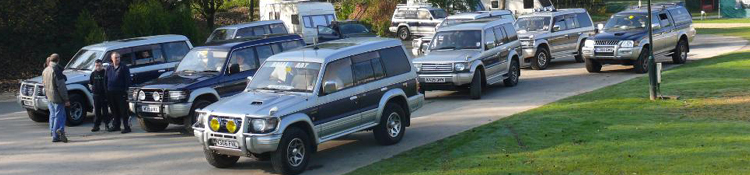Pajero Owners Club UK
